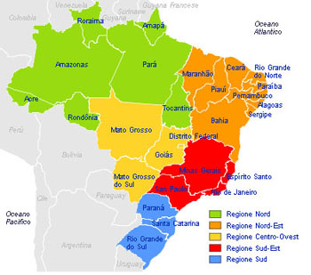 Le donne in sao paulo, brasile